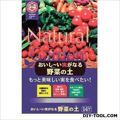 おいし~い実がなる野菜の土  14L