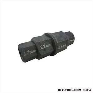 ProTOOLs ヘックスソケット FOR 4  17、19、22、24(mm) TOOL226