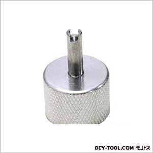 バルブコア回し 全長:30mm、グリップ部長さ:15mm、外径:φ20mm (TOOL334)