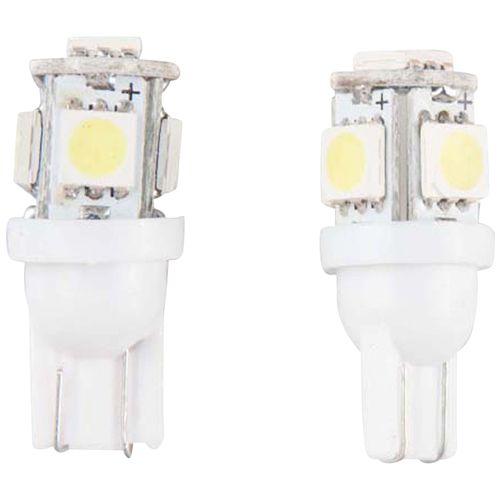 LEDバルブ ホワイト T10 13010377 2 個