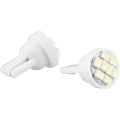 LEDバルブ 8連高輝度 ホワイト T10 13010385 2 個