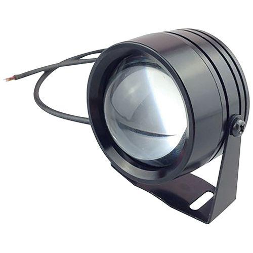 ハイパワーLEDフォグランプ プロジェクターmini ブラック 10W 13010651 2 本
