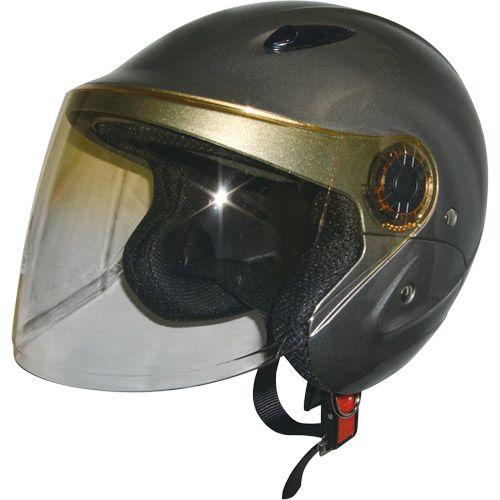 セミジェットヘルメット チタン フリー 79122015