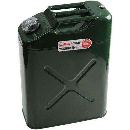 ガソリン携行缶  20L TOOL552
