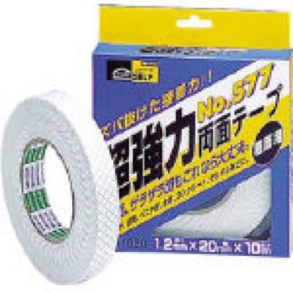 超強力両面テープ粗面用20X10   J1020