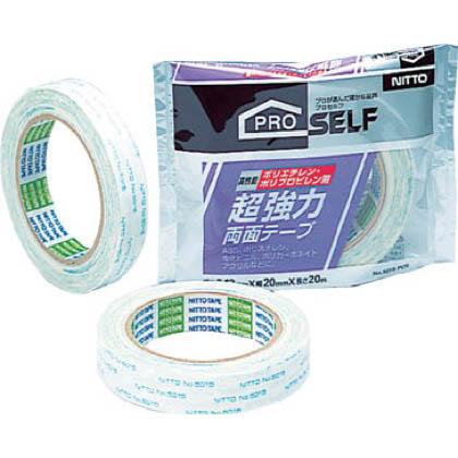 超強力両面テープPE・PP用20X20   J0990