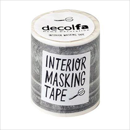 インテリアマスキングテープ フレーム/シルバー 50mm×8m M3603