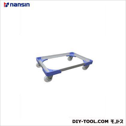 コーナー樹脂ドーリー  D557×W394×H107mm PC-50-3N