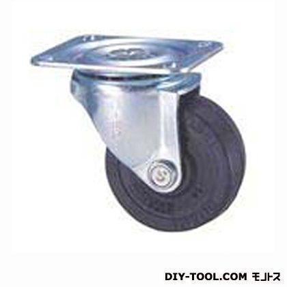 定番中軽量キャスター ゴム車輪  高さ:85mm STC65EM (C 65- 65×25)