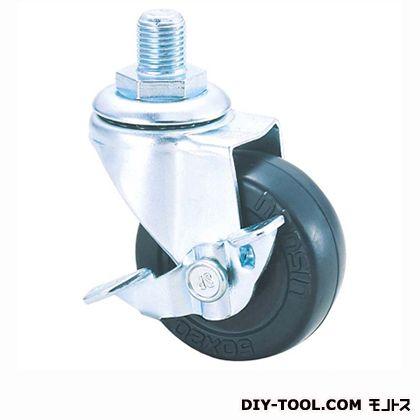 軽量ねじ込みキャスター ゴム車輪   SR50RM M12 S1(- 50×20)