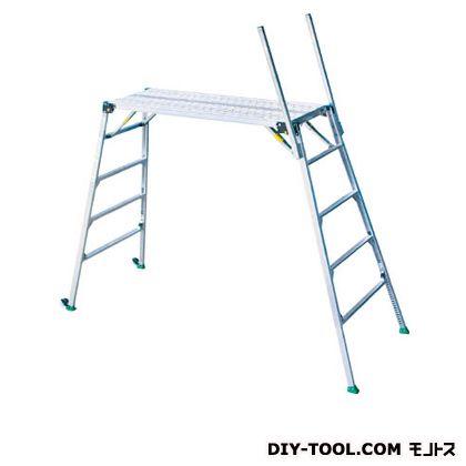 調整式足場台(仮設工業会認定品可搬式作業台)   GTW-16-4
