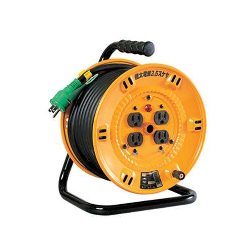 電工ドラム 15A×20m (NP-E24F)