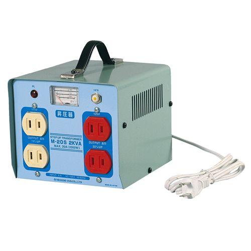 昇圧器   M-20S