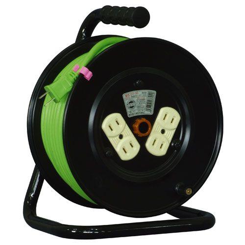 電工ドラム  15A×30m   DY-30