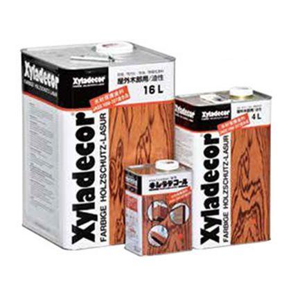 キシラデコール/高性能木材保護着色塗料 シルバーグレー 0.7L 153909