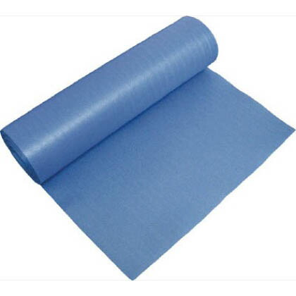 ショックレスマット ブルー 1m×30m 000503 1 本