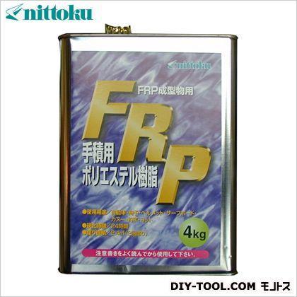 ニットク FRPポリエステル主剤 インパラ  4Kg