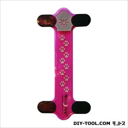 ドッグカラーカバー ピンク 175.16mm×33.00mm×1.86mm NI02431  ヶ