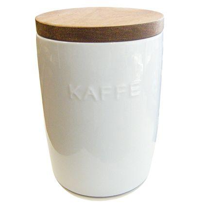 南海通商 ロクサン ホワイトキャニスター コーヒー 0222-194   236728