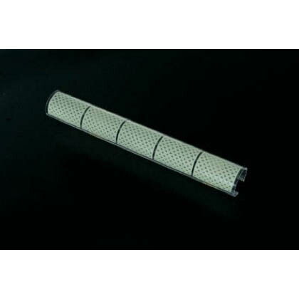 中川ケミカル 蛍光灯蓄光システムバンガードナイト 無地250L  震災・停電時避難誘導補助具   BG-N-250L