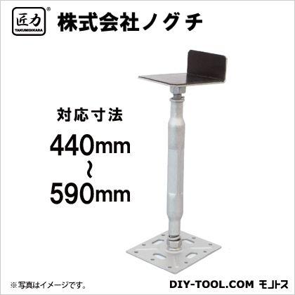 L型鋼製束   シルバー 440mm〜590mm (NDL4459)
