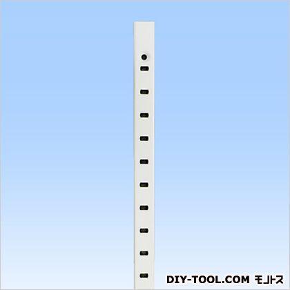 ステンレス棚柱 P=17 SUS430 ホワイト 17mm×1820mm 200011  本