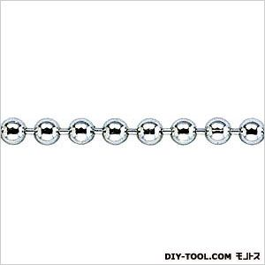 ボールチェーン(玉鎖)クロームリール巻  30m R-BB23