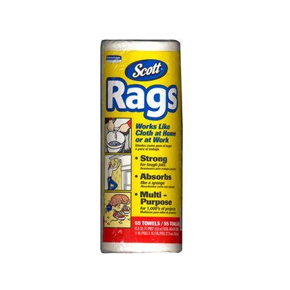 Rags ホワイトロール   55カット 65800