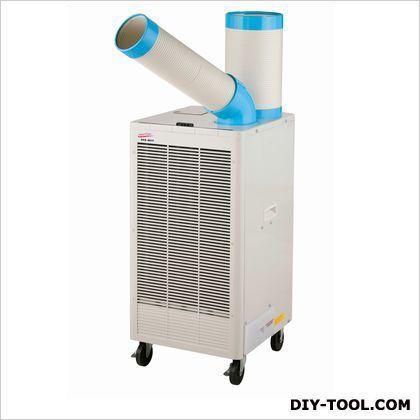排熱ダクト付スポットクーラー   SPC-407T
