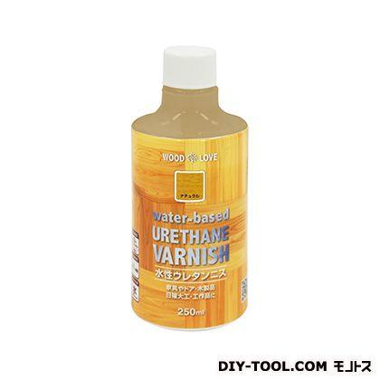 WL水性ウレタンニス ナチュラル 250ml