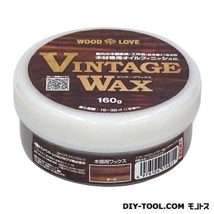 VINTAGE WAX チーク 160g