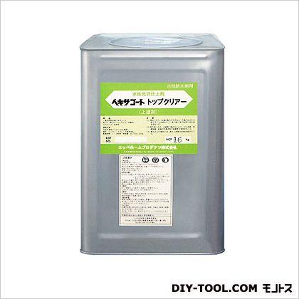 ヘキサコートNO.101トップクリアー 水性光沢仕上剤  16kg