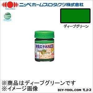 水性エナメルミニ(アクリルエマルションペイント) ディープグリーン 25mL 25