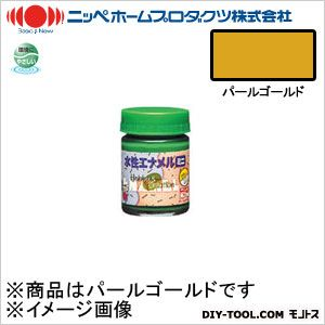 水性エナメルミニ(アクリルエマルションペイント) パールゴールド 25mL 38