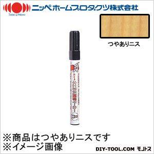 木工家具補修マーカー つやありニス 8g (W-6)