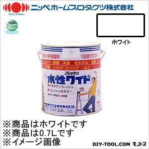 水性ワイド フレッシュ ホワイト(しろ) 0.7L (17)
