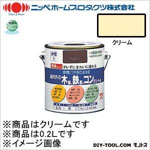 水性つやありEXE クリーム 0.2L 04