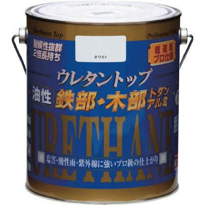 ニッペホーム 油性ウレタントップ ホワイト 1.6L 01