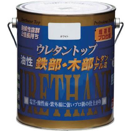 ニッペホーム 油性ウレタントップ アイボリー 1.6L 04