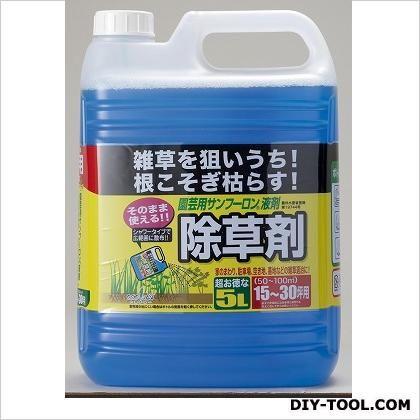 トヨチュー 園芸用サンフーロン液剤(除草剤)  5L    一般除草剤(液体) 除草剤・殺菌剤