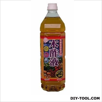 有機酸調整済み木酢液  1.5L
