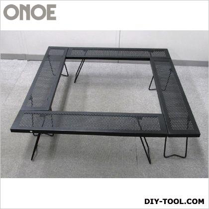 マルチファイアテーブル ブラック 830×170×25(mm) (MT-8317) 4枚