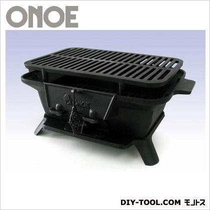 鉄鋳物こんろ角型 BBQコンロ (CI-1607)