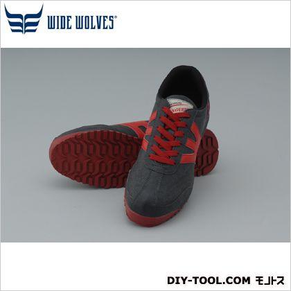 イノベート 安全靴 ローカット  27.5cm WW-106  足