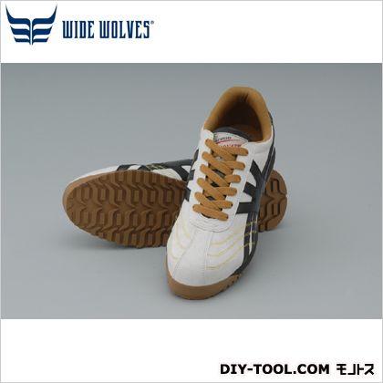 イノベート 安全靴 ローカット 24.5cm (WW-107)
