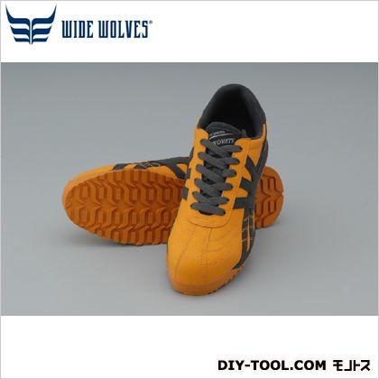 イノベート 安全靴 ローカット  24.5cm WW-109  足