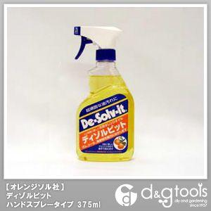 ディゾルビット 天然オレンジ汚れはがし剤  375ml