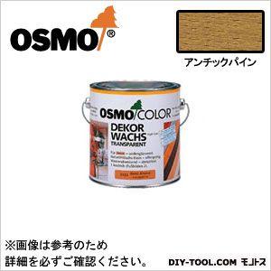 オスモカラー ウッドワックス アンチックパイン 2.5L 3122