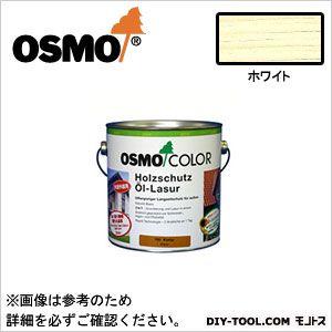 オスモカラー ウッドステインプロテクター ホワイト 0.75L 900
