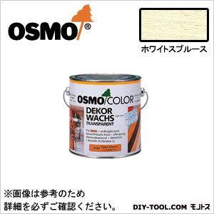 オスモカラー ワンコートオンリー ホワイトスプルース 0.75L 1211